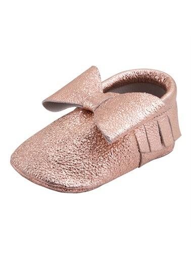 Moots Moots Bronz Fiyonklu Ayakkabı Bronz